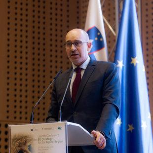Harlem Désir, Secretary of State for European Affairs, France