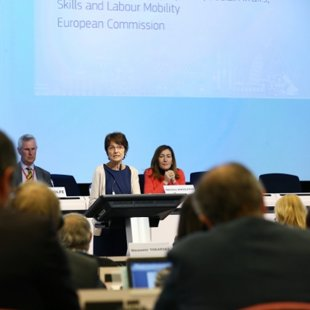 Marianne Thyssen, European Commissioner for Employment, Social Affairs, Skills and Labour
