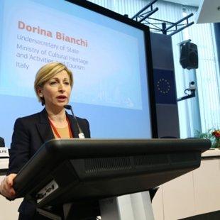 Dorina Bianchi, Undersecretary of State, Italy